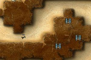 canyon shooting games